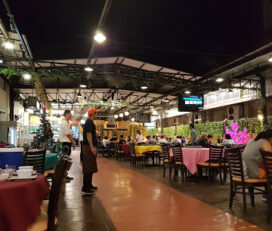 Restoran Dehappy Seafood